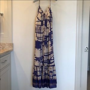 Antro silk dress size 8